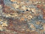Technisches Detail: CREMA BORDEAUX Brasilianischer polierte Natur, Granit