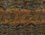 Technisches Detail: Tiger Eye IRON Chinesischer polierte Natur, Halbedelstein