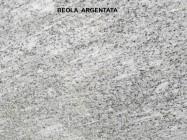 Technisches Detail: BEOLA ARGENTATA Italienischer gebürstete Natur, Gneis