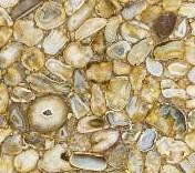 Technisches Detail: AGATE GOLD Deutscher polierte Natur, Halbedelstein