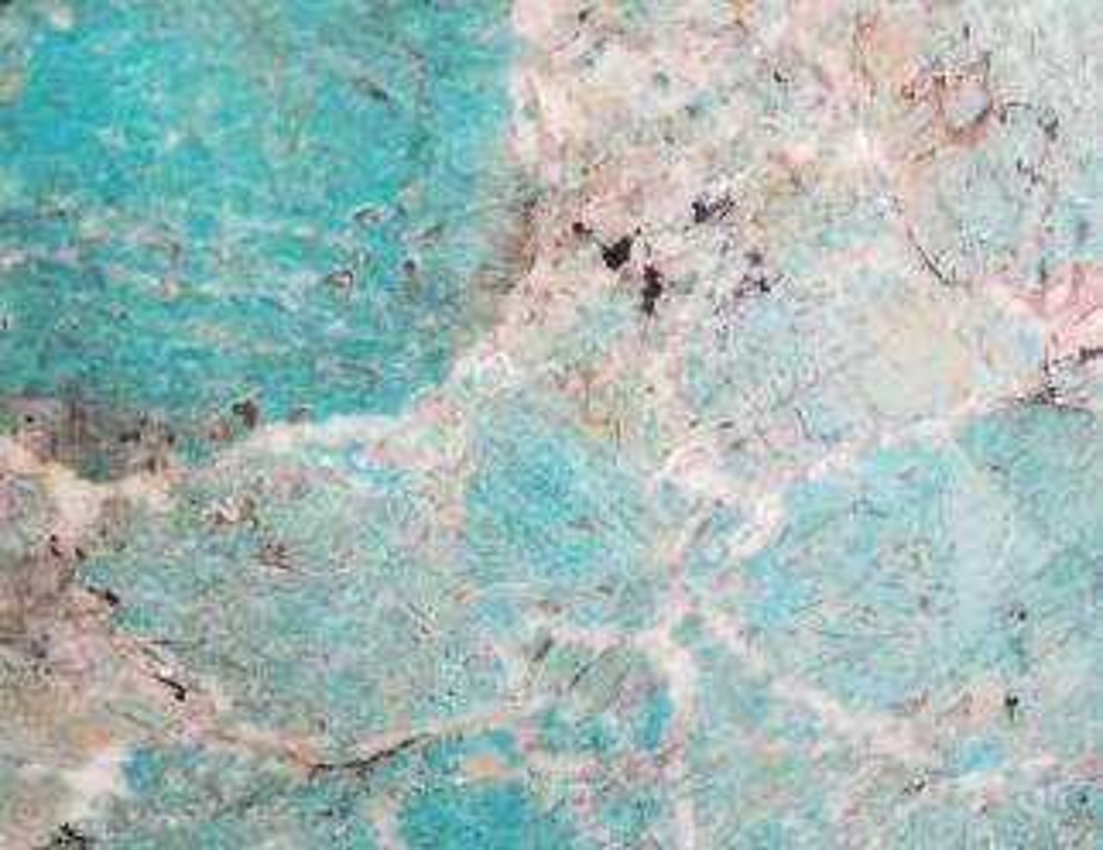 Technisches Detail: AMAZZONITE Brasilianischer polierte Natur, Halbedelstein