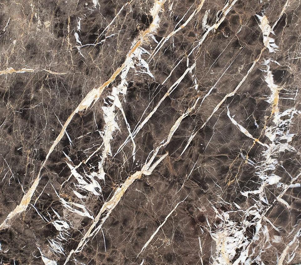 Technisches Detail: MARRON IRIS Spanischer polierte Natur, Marmor
