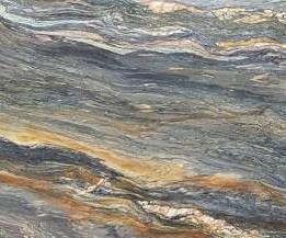 Technisches Detail: SANTORINI Brasilianischer polierte Natur, Granit