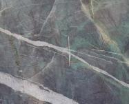 Technisches Detail: AMAZZONITE CRISTALLO Brasilianischer diamantgesägte Natur, Quarzit
