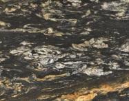 Technisches Detail: BLACK VULCON Brasilianischer polierte Natur, Granit