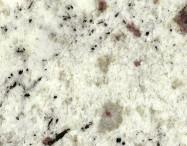 Technisches Detail: GALAXY WHITE Brasilianischer polierte Natur, Granit