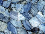 Technisches Detail: AGATHE MOSS  WITH AMMONITES Brasilianischer polierte Natur, Halbedelstein