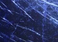 Technisches Detail: SODALITE Brasilianischer polierte Natur, Marmor