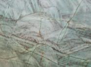 Technisches Detail: EMERALD GREEN Brasilianischer polierte Natur, Quarzit