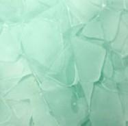 Technisches Detail: CORAL BLUE Chinesisches polierte, wiederverwertetes Glas
