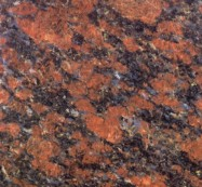 Technisches Detail: RUBY BLUE Indischer polierte Natur, Granit