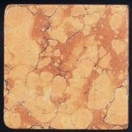 Technisches Detail: ROSSO VERONA Italienischer getrommelte Natur, Marmor