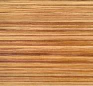 Technisches Detail: Zebrawood Quartered Kamerun polierte furnierter, Zebrano