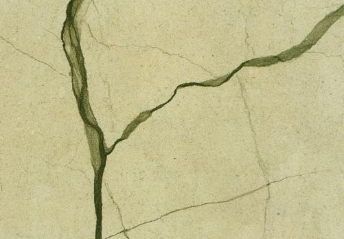 Technisches Detail: ZECEVO A Kroatischer geschliffene Natur, Kalkstein