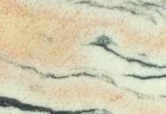 Technisches Detail: MIDNIGHT SUN Norwegischer polierte Natur, Marmor