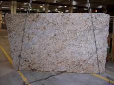 Lieferung polierte Unmaßplatten 3 cm aus Natur Granit AFRICAN BEIGE CV-18734. Detail Bild Fotos