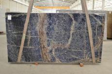 Lieferung polierte Unmaßplatten 3 cm aus Natur Granit AFRICAN LAPIS LAZULI #BQ02285. Detail Bild Fotos