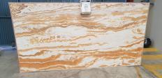 Lieferung polierte Unmaßplatten 2 cm aus Natur Onyx Alabaster alabaster. Detail Bild Fotos