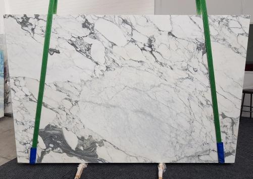 Lieferung polierte Unmaßplatten 2 cm aus Natur Marmor ARABESCATO CERVAIOLE 1210. Detail Bild Fotos
