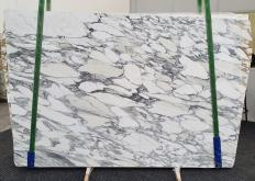 Lieferung polierte Unmaßplatten 2 cm aus Natur Marmor ARABESCATO CORCHIA 1285. Detail Bild Fotos