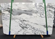 Lieferung polierte Unmaßplatten 3 cm aus Natur Marmor ARABESCATO CORCHIA 1418. Detail Bild Fotos