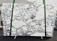 Lieferung polierte Unmaßplatten 2 cm aus Natur Marmor ARABESCATO CORCHIA 1433. Detail Bild Fotos