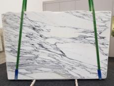 Lieferung polierte Unmaßplatten 2 cm aus Natur Marmor ARABESCATO CORCHIA GL 1139. Detail Bild Fotos