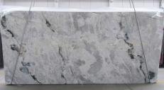 Lieferung polierte Unmaßplatten 2 cm aus Natur Dolomit ARTIC OCEAN 1279G. Detail Bild Fotos