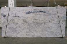 Lieferung polierte Unmaßplatten 3 cm aus Natur Dolomit ARTIC WHITE 1236G. Detail Bild Fotos