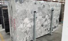 Lieferung polierte Unmaßplatten 3 cm aus Natur Marmor Babylon Grey 1553M. Detail Bild Fotos