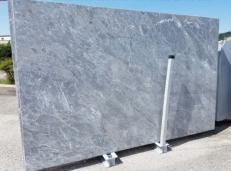 Lieferung geschliffene Unmaßplatten 2 cm aus Natur Marmor BARDIGLIO NUVOLATO CHIARO AA T0043. Detail Bild Fotos