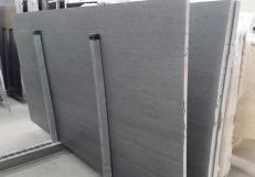 Lieferung geschliffene Unmaßplatten 3 cm aus Natur Basalt BASALTINA 1355M. Detail Bild Fotos