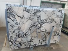 Lieferung polierte Unmaßplatten 2 cm aus Natur Marmor BEAUTY GREY UL0077. Detail Bild Fotos