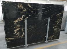 Lieferung polierte Unmaßplatten 3 cm aus Natur Quarzit BELVEDERE 1542G. Detail Bild Fotos