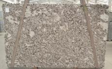 Lieferung polierte Unmaßplatten 3 cm aus Natur Granit BIANCO ANTICO BQ02188. Detail Bild Fotos