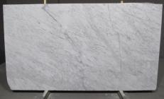 Lieferung geschliffene Unmaßplatten 2 cm aus Natur Marmor BIANCO CARRARA CD 1427M. Detail Bild Fotos