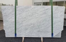 Lieferung polierte Unmaßplatten 2 cm aus Natur Marmor BIANCO GIOIA VENATO 1253. Detail Bild Fotos