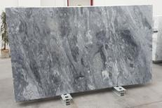 Lieferung polierte Unmaßplatten 3 cm aus Natur Marmor BLUE PORTOFINO #550. Detail Bild Fotos