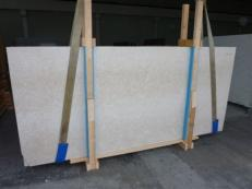 Lieferung polierte Unmaßplatten 2 cm aus Natur Marmor BOTTICINO FIORITO LIGHT SC_985. Detail Bild Fotos