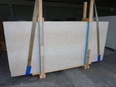 Lieferung polierte Unmaßplatten 3 cm aus Natur Marmor BOTTICINO FIORITO LIGHT SC_985. Detail Bild Fotos