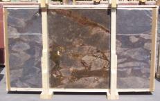 Lieferung polierte Unmaßplatten 2 cm aus Natur Bresche BRECCIA ANTICA E-14641. Detail Bild Fotos