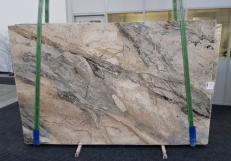 Lieferung polierte Unmaßplatten 2 cm aus Natur Bresche BRECCIA ANTICA GL 1057. Detail Bild Fotos
