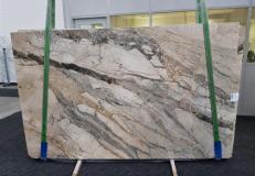 Lieferung polierte Unmaßplatten 2 cm aus Natur Bresche BRECCIA AURORA GL 1057. Detail Bild Fotos