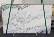 Lieferung polierte Unmaßplatten 2 cm aus Natur Marmor BRECCIA CAPRAIA GRIGIA 1353. Detail Bild Fotos