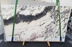 Lieferung polierte Unmaßplatten 2 cm aus Natur Marmor BRECCIA CAPRAIA 1283. Detail Bild Fotos