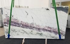 Lieferung polierte Unmaßplatten 2 cm aus Natur Marmor BRECCIA CAPRAIA 1220. Detail Bild Fotos