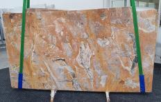 Lieferung polierte Unmaßplatten 2 cm aus Natur Bresche BRECCIA TOSCANA 1233. Detail Bild Fotos