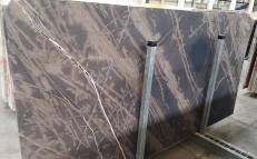 Lieferung gebürstete Unmaßplatten 2 cm aus Natur Kalkstein bronzo venato 1529M. Detail Bild Fotos