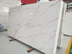 Lieferung polierte Unmaßplatten 2 cm aus hitzebeständigem Gussglas CALA VEIN B. Detail Bild Fotos