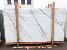 Lieferung polierte Unmaßplatten 1.8 cm aus hitzebeständigem Gussglas CALA VEIN G Model-G. Detail Bild Fotos